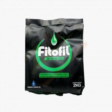 Λίπασμα FITOFIL 30-10-10+TE 2 Kg