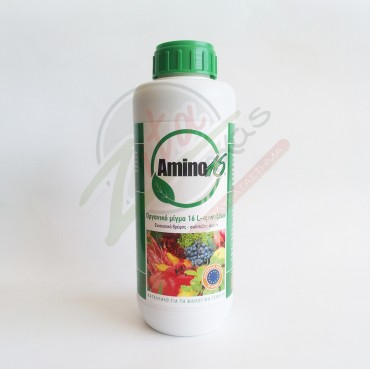 Υγρό Λίπασμα AMINO16 L-αμινοξέων 1Lt