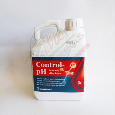 Λίπασμα 4-20-0 ρυθμιστής pH με δείκτη 3 L