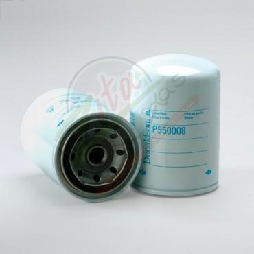 Φίλτρο λαδιού Donaldson P550008
