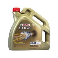 Λιπαντικό κινητήρα CASTROL EDGE 0W40 4lt