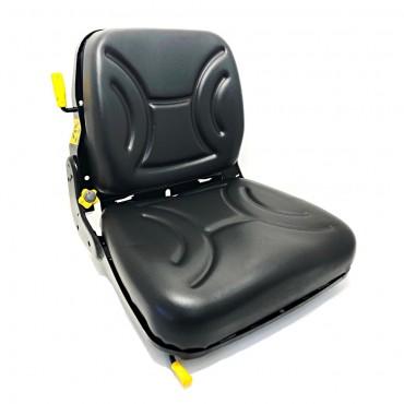 Κάθισμα για κλαρκ - bobcat χωρίς μπράτσα με ίσια βάση YZ-36